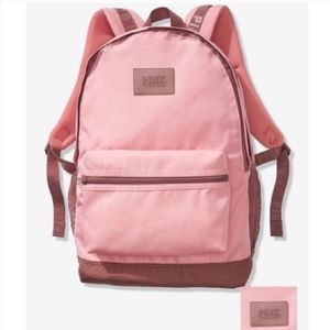 NWT Victoria's Secret Pink Campus Backpack